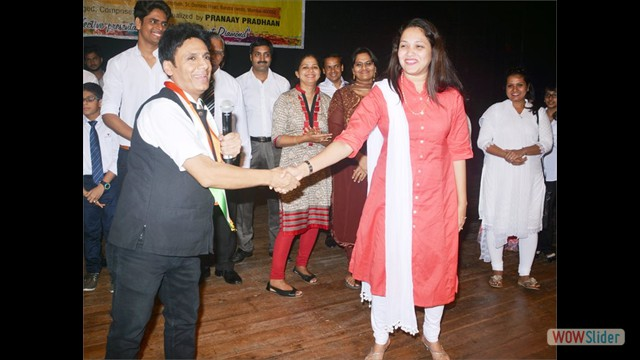 Chief Guest Princ.Rassaz Intl School Mrs.Seema Kshatriya